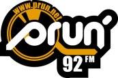 Logo radio prun 92 fm