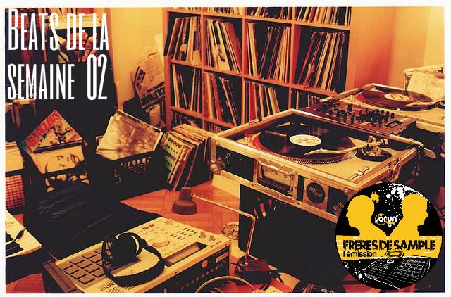 Beats de la semaine 02