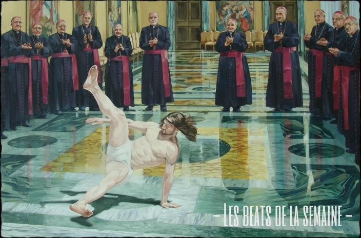 les beats de la semaine avec Jesus Christ